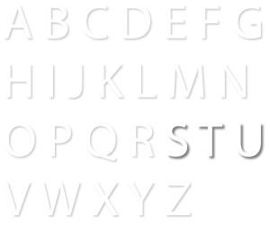 Stu the copywriter - logo challenge