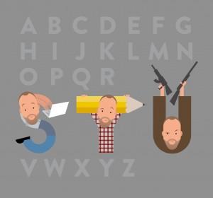Stu the copywriter - Lincolnshire - logo challenge