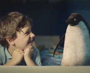 Stu the copywriter - Lincolnshire - John Lewis monty the penguin