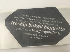 Stu the copywriter - Greggs